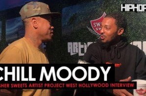 Chill Moody Talks The Sixers Playoff Run, New Music with Donn T, Swisher Role in the Hip-Hop Culture & More (Video)