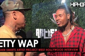 "Fetty Wap Talks His Upcoming Project Bruce Wayne vs. Batman, Swisher Sweets & More at the Swisher Sweets ""Spark Awards"" (Video)"