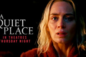 Paramount Pictures Presents: A Quiet Place (Movie Trailer) (Video)