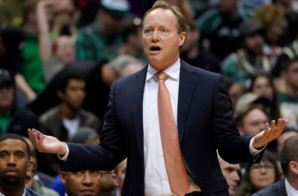 The Atlanta Hawks Have Parted Ways With Head Coach Mike Budenholzer