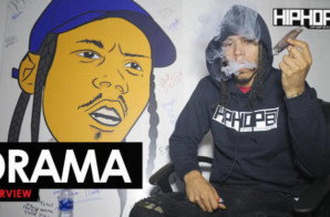 Drama Interview with HipHopSince1987