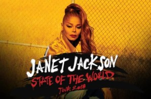 "Janet Jackson Extends Her ""State Of The World"" Tour This Summer; Tickets On Sale 4/27"