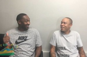Just Kickin' It: Gilbert Arenas Talks The 2018 NBA Finals, His NBA Rookie of the Year, The Evolution of the 3 Point Shot, His Relationship with Nick Young & His Favorite Sneakers to Hoop In & More (Video)
