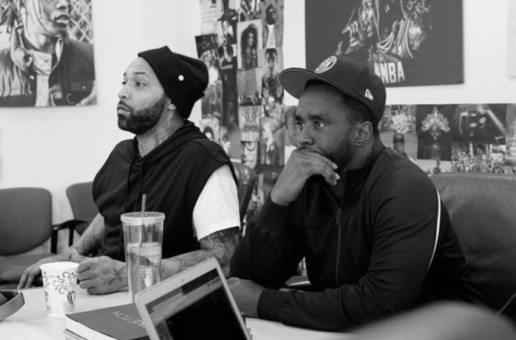 Joe Budden Officially Inks Deal With Diddy's Revolt TV!