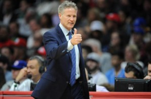 What Can Brown Do For You: The Philadelphia 76ers Agree to a 3-Year Extension with HC Brett Brown