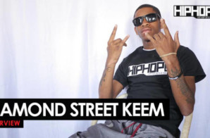 Diamond Street Keem Interview with HipHopSince1987