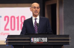 The NBA has Announced a 5 Year Contract Extension For NBA Commissioner Adam Silver Until The 2023-2024 Season