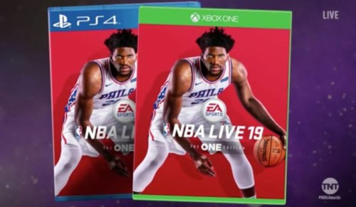NBA-Live-19-500x291 The One: Philadelphia 76ers Star Joel Embiid Graces The Cover Of NBA Live 19