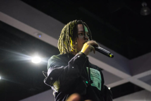 dom-1-500x334 Rising Star Domani Tears Down The BETX Coca-Cola Stage During the 2018 BET Awards in LA