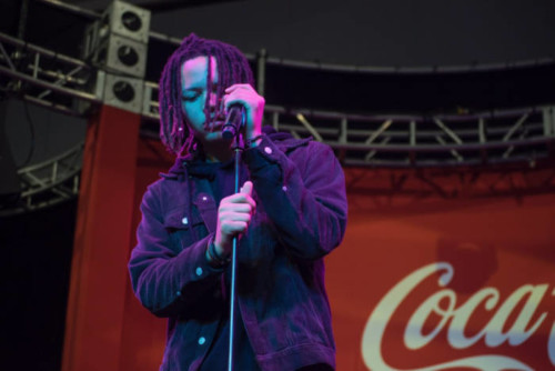 dom-3-500x334 Rising Star Domani Tears Down The BETX Coca-Cola Stage During the 2018 BET Awards in LA