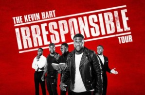 Standing Ovation: Kevin Hart Sets Touring Record By Selling Over 1,000,000 Tickets Worldwide