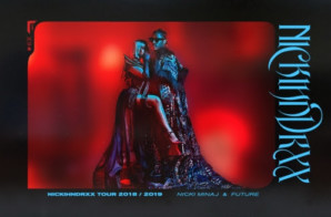 Nicki Minaj and Future Bring 'NICKIHNDRXX' Tour to the All New Philips Arena on Thursday, Oct. 25th, 2018