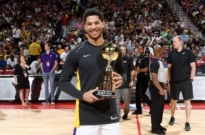 Los Angeles Lakers Guard Josh Hart Named Most Valuable Player of the 2018 MGM Resorts NBA Summer League