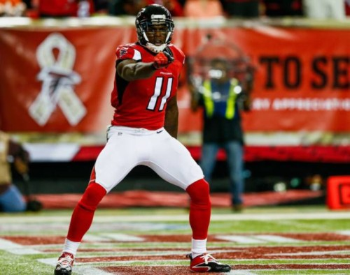 DieMZ4OXcAEYoLV-500x394 Count Me In: Atlanta Falcons Star Julio Jones Will Report To Training Camp Thursday