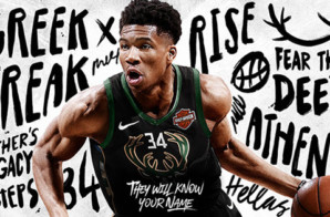Milwaukee Bucks Star Giannis Antetokounmpo Named The Cover Athlete For 'NBA 2K19'