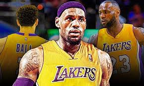 Lebron to the Lakers !