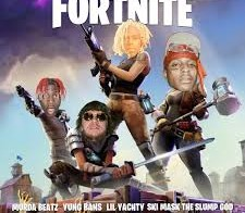 Murda Beatz – Fortnite ft. Yung Bans, Ski Mask the Slump God & Lil Yachty