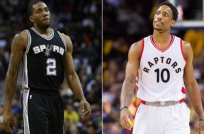 Trading Places: The Toronto Raptors Send DeMar DeRozan To San Antonio For Kawhi Leonard