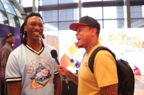 "Scotty ATL Talks His Project 'It's Time', His Single ""Ratchet"", Atlanta Falcons 2018 Season & More (Video)"