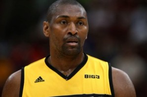 Metta World Peace Talks Playing Again With Stephen Jackson & Playing in the BIG3 (Video)