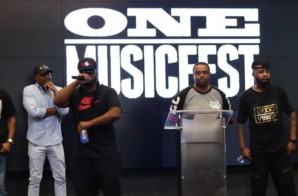 OneMusicFest Celebrates Atlanta's Music & Culture at the 'Greater That One' Press Conference (Recap) (Video)