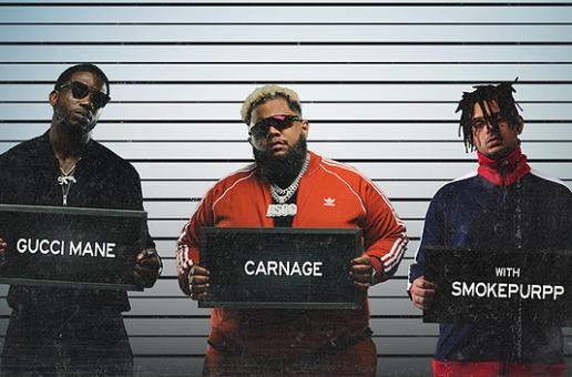Gucci Mane, Carnage, & Smokepurpp 'The Unusual Suspects' Tour Dates Are Here
