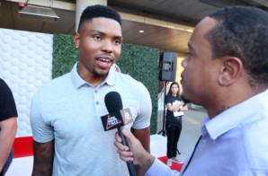 Kent Bazemore Talks the PGA Tour, His Upcoming Custom Sneakers Plans For the NBA Season, the Atlanta Hawks & More (Video)