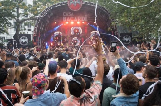 Major Lazer, Giggs, Stefflon Don, and guests made appearance at London's Notting Hill Carnival