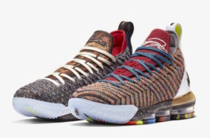 "The Nike LeBron 16 ""What The"" Are Set To Drop This Weekend (September 15th)"