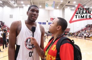 Kevon Looney Talks LudaDay Weekend, The Golden State Warriors Chances at a Three-peat & More (Video)