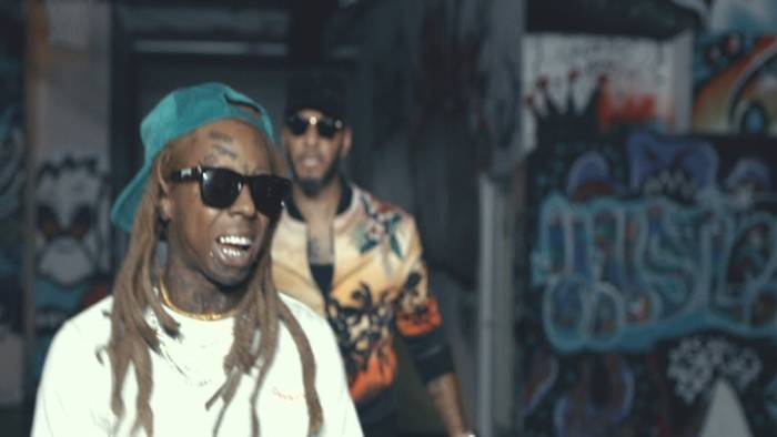 maxresdefault-30 Swizz Beatz - Pistol On My Side (P.O.M.S) ft. Lil Wayne (Video)