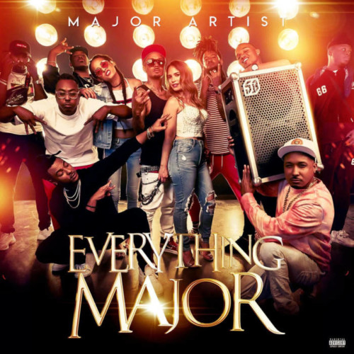 Rich Rick – Everything Major (Compilation)