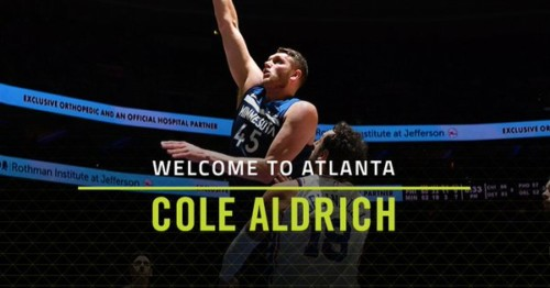 zdVpeVB7-500x262 Welcome To Atlanta: The Atlanta Hawks Have Signed Cole Aldrich