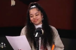 Ella Mai Address Jacquees Situation, Rumored Sex Tape & More w/ Ebro in the Morning on Hot 97 (Video)