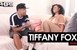 Tiffany Foxx Talks 'Bad Bitch Commandments, Her Fashion Line, Nicki Minaj & Cardi B & More (Video)