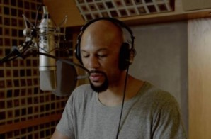 "Common's Behind-The Scene Performance of ""Let It Lie"" From the Movie 'SMALLFOOT' (Video)"