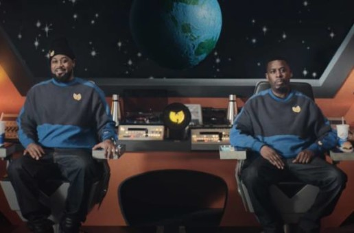 "RZA, GZA, & Ghostface Killah ""Wu Tang in Space Eating Impossible Sliders;"" Ep. 1"
