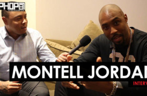 Montell Jordan Talks His Career, Life as a Pastor, New Music, LeBron's Lakers, Atlanta's Sports Culture and More (Video)
