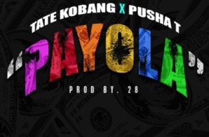 "Tate Kobang Drops ""Payola"" Ft. Pusha T & ""X Bitch"" Ft. K Camp"