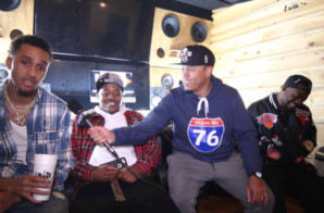 Lingo Nation Discuss Their New Project 'Check My Lingo' During Their Atlanta Listening Event (Video)