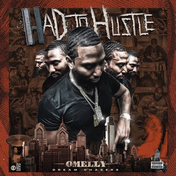 Omelly_Had_To_Hustle-front-large Omelly - Had to Hustle (Album Stream)