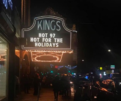 Trey Songz Brings Out Fabolous, Fatman Scoop Makes Surprise Appearance & More at Hot 97's Hot For The Holidays (Recap)