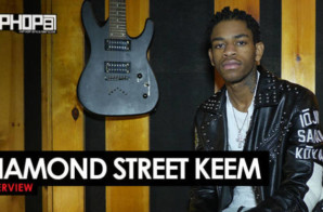 "Diamond Street Keem ""Sleep Paralysis"" Interview with HipHopSince1987"