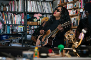 "H.E.R. Lifts Her Angelic Voice For NPR ""Tiny Desk"" Concert (Video)"