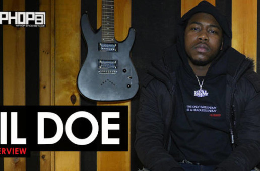 "Lil Doe ""Fuel"" Interview with HipHopSince1987"