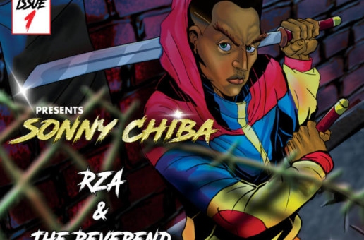 RZA & The Reverend Willy Burke – Sonny Chiba
