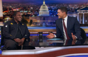 Pusha T Talks Luxury Street Rap With Trevor Noah On The Daily Show (Video)