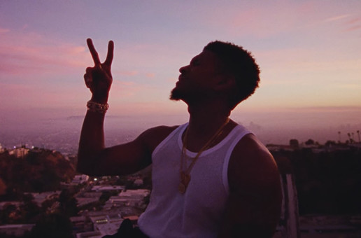 Usher & Zaytoven – Peace Sign (Video)