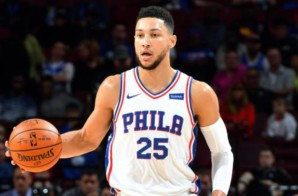 Philly's Finest: Philadelphia 76ers' Star Ben Simmons Named to MTN Dew Ice Rising Stars