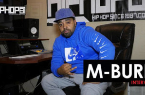 M-Burb Interview with HipHopSince1987